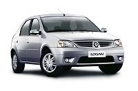 Обзор Renault Logan I